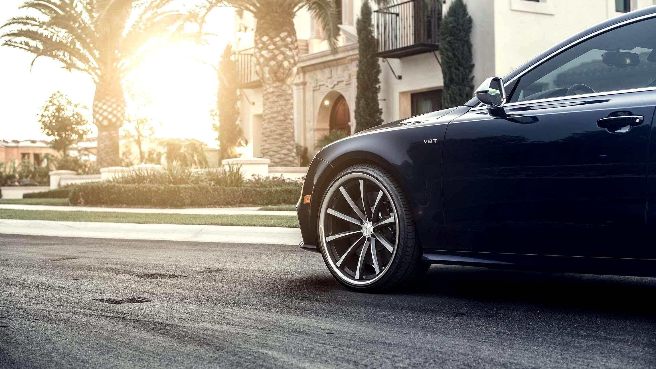 Audi A7 Hd Wallpaper Background Image 2300x1294 Id447470