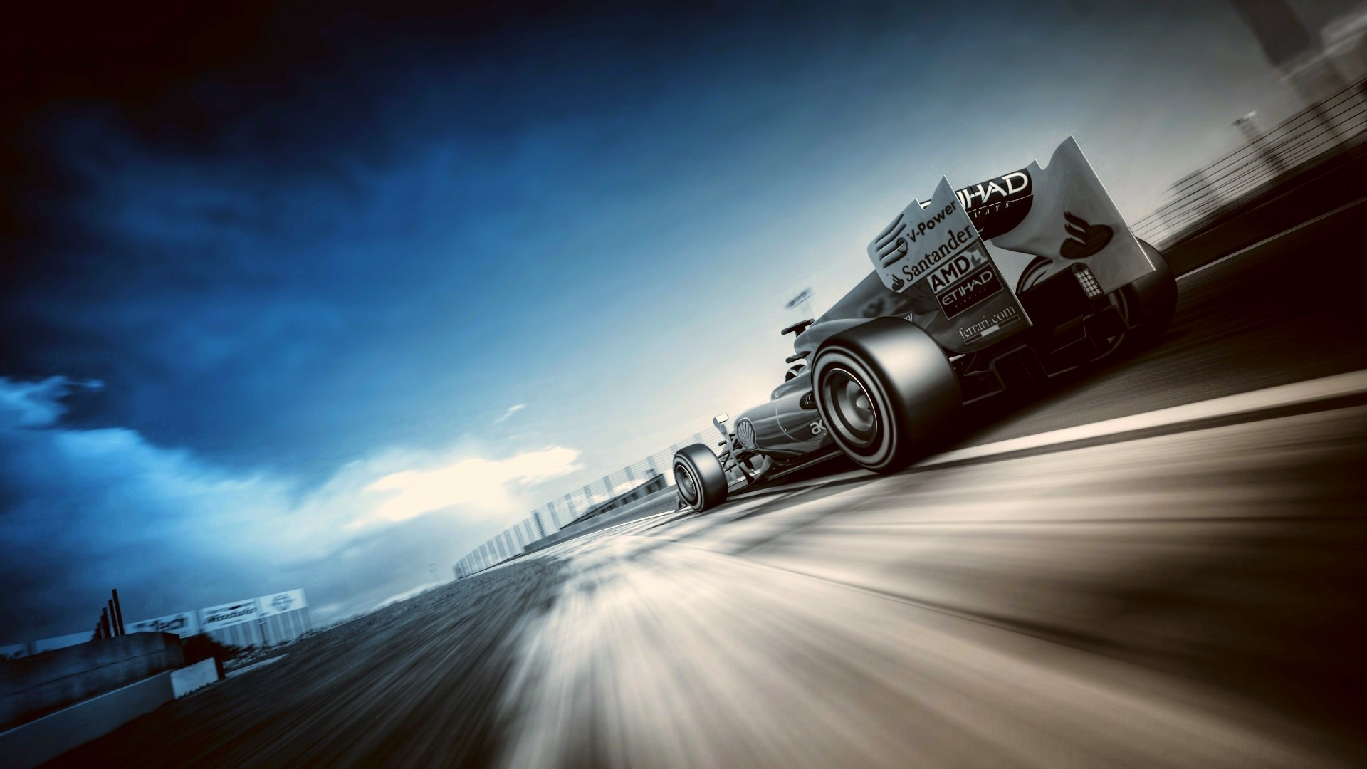 Formula 1 Hd: Backgrounds - Wallpaper Abyss - Page 3