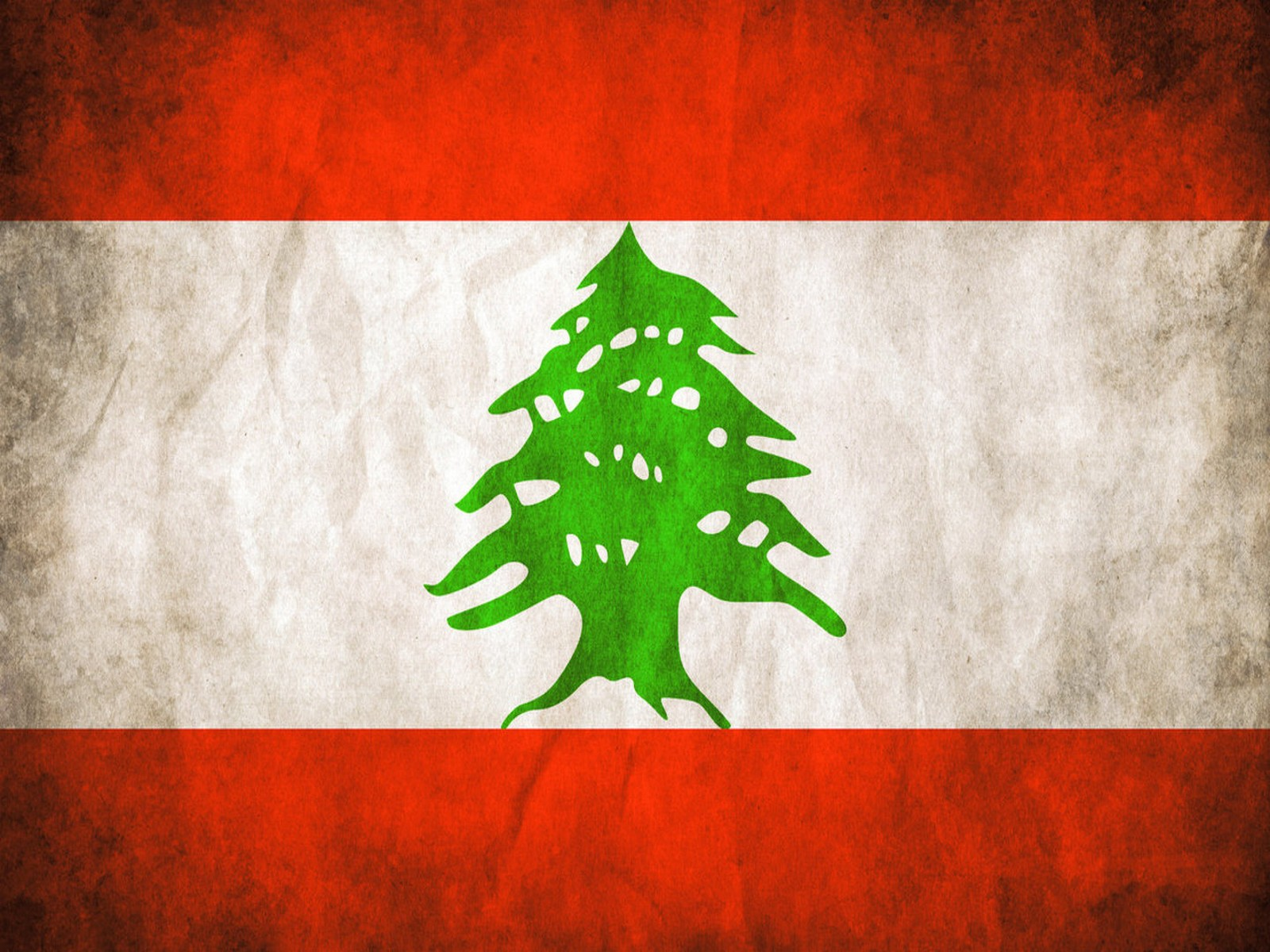 Flag Of Lebanon Wallpaper and Background Image   1600x1200 ...