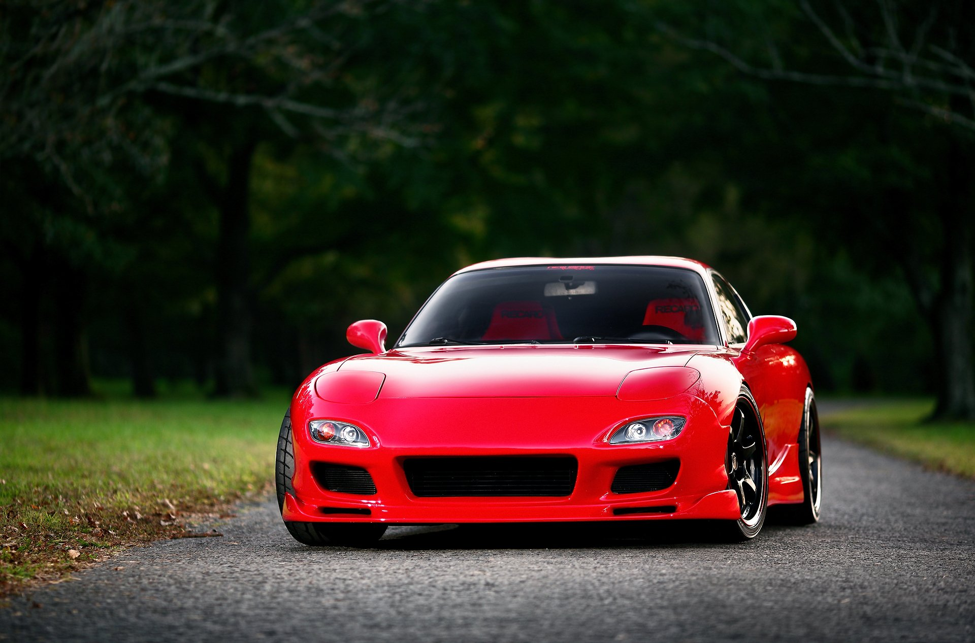 Vehicles - Mazda RX-7  Wallpaper
