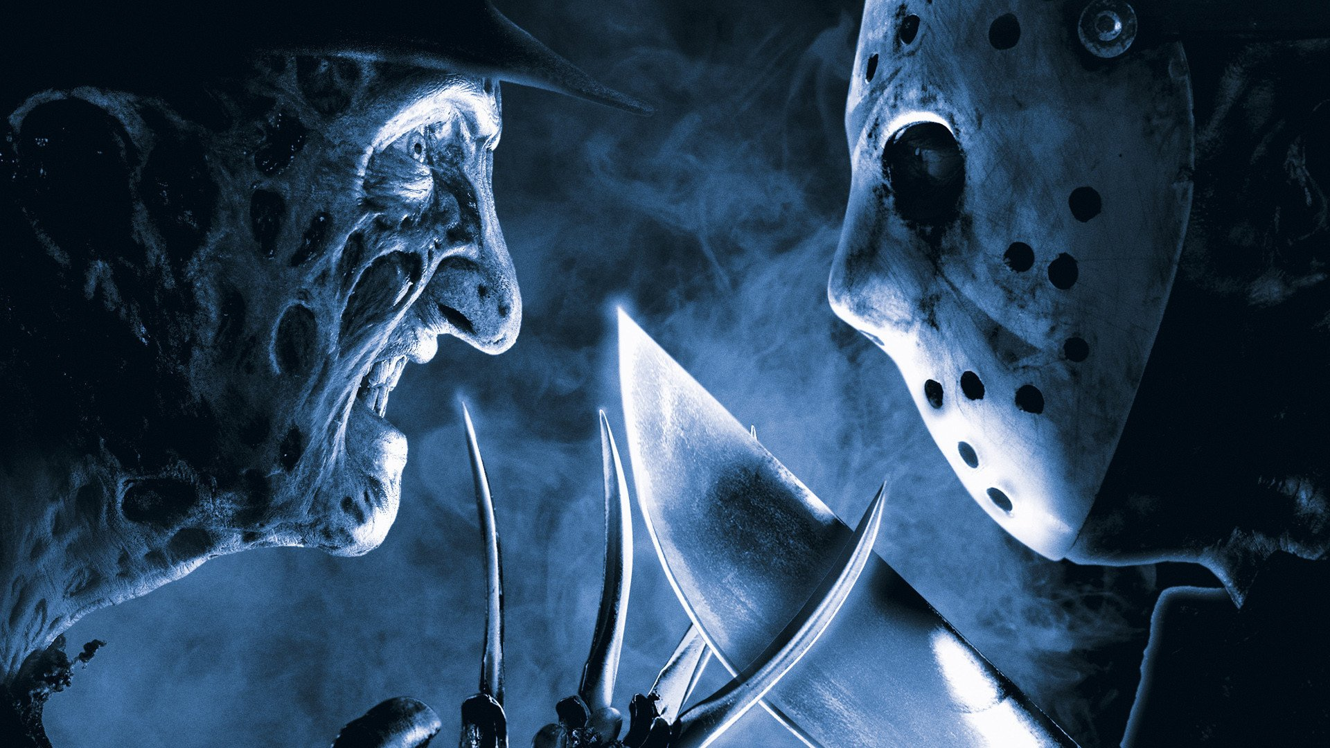 7 Freddy Vs Jason HD Wallpapers