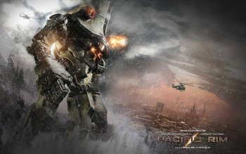 Movie - Pacific Rim Wallpapers and Backgrounds ID : 447216