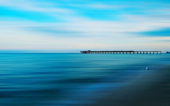 Man Made - Pier Wallpapers and Backgrounds ID : 447290
