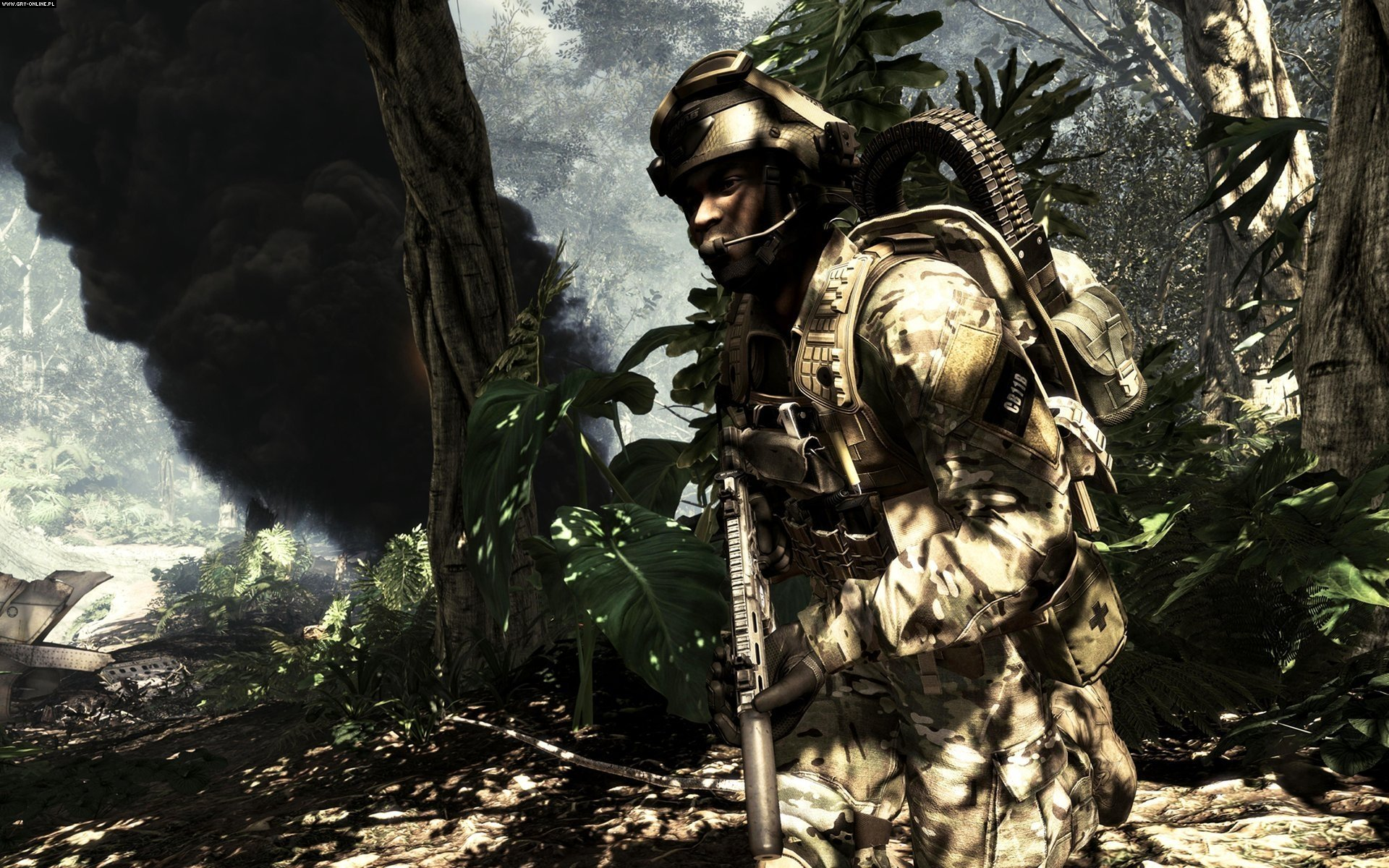 71 Call of Duty Ghosts HD Wallpapers