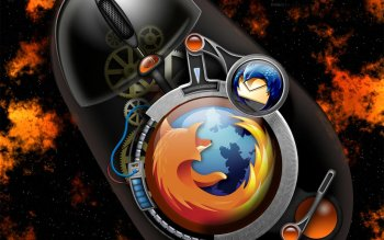 Teknologi - Firefox Wallpapers and Backgrounds ID : 448026