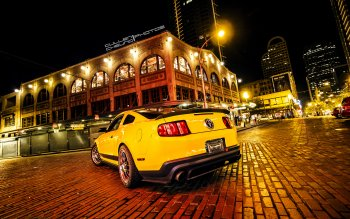 Vehicles - Ford Mustang Wallpapers and Backgrounds ID : 448851
