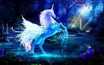 Fantasy - Pegasus Wallpapers and Backgrounds ID : 448925