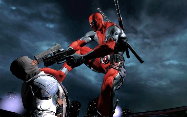 Video Game Deadpool HD Wallpaper | Background Image
