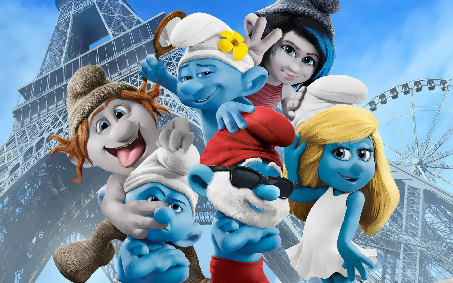 14 the smurfs 2 hd wallpapers | background images - wallpaper abyss
