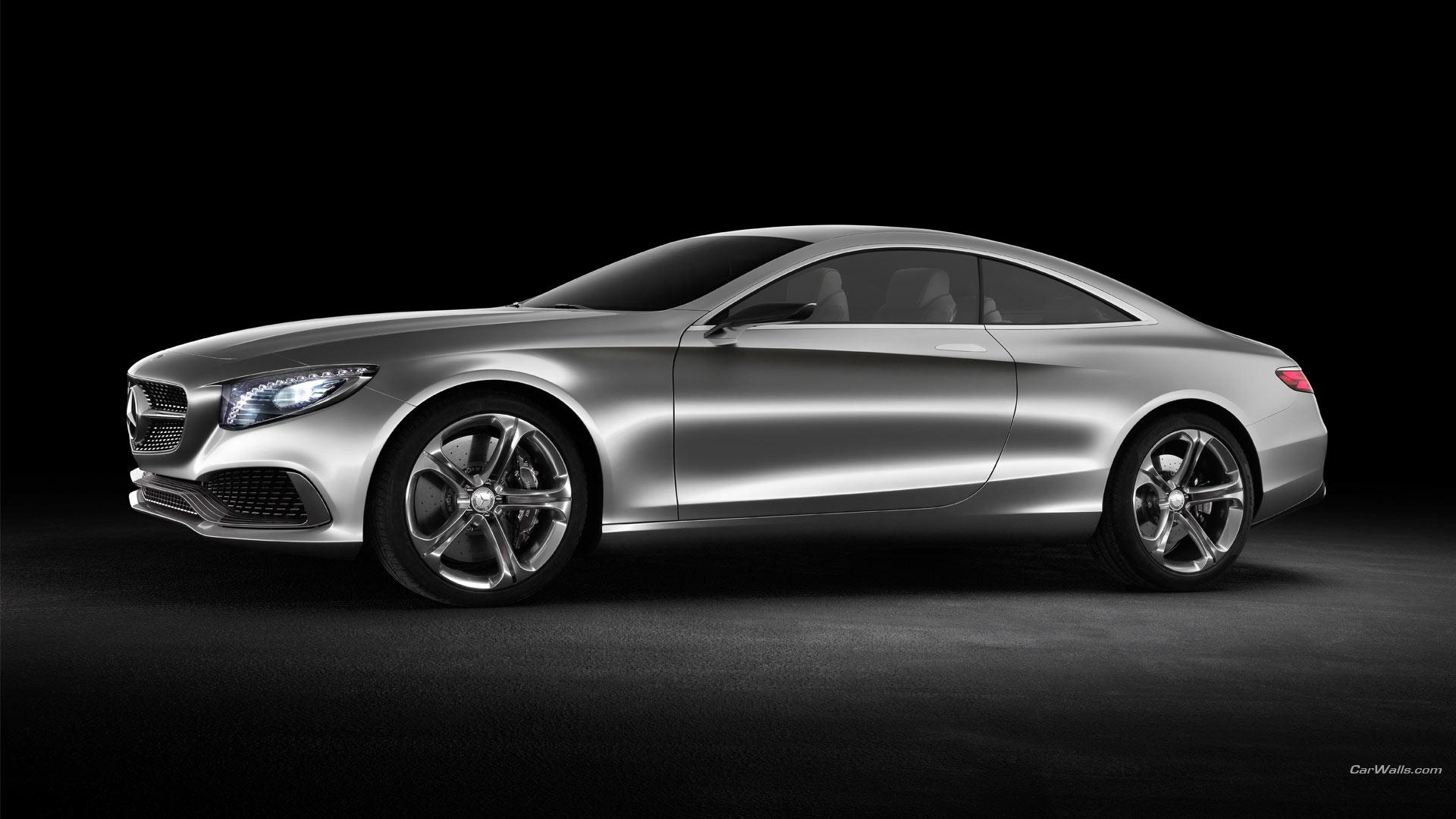 Mercedes Benz S Class Coupe Fondo De Pantalla Hd Fondo De