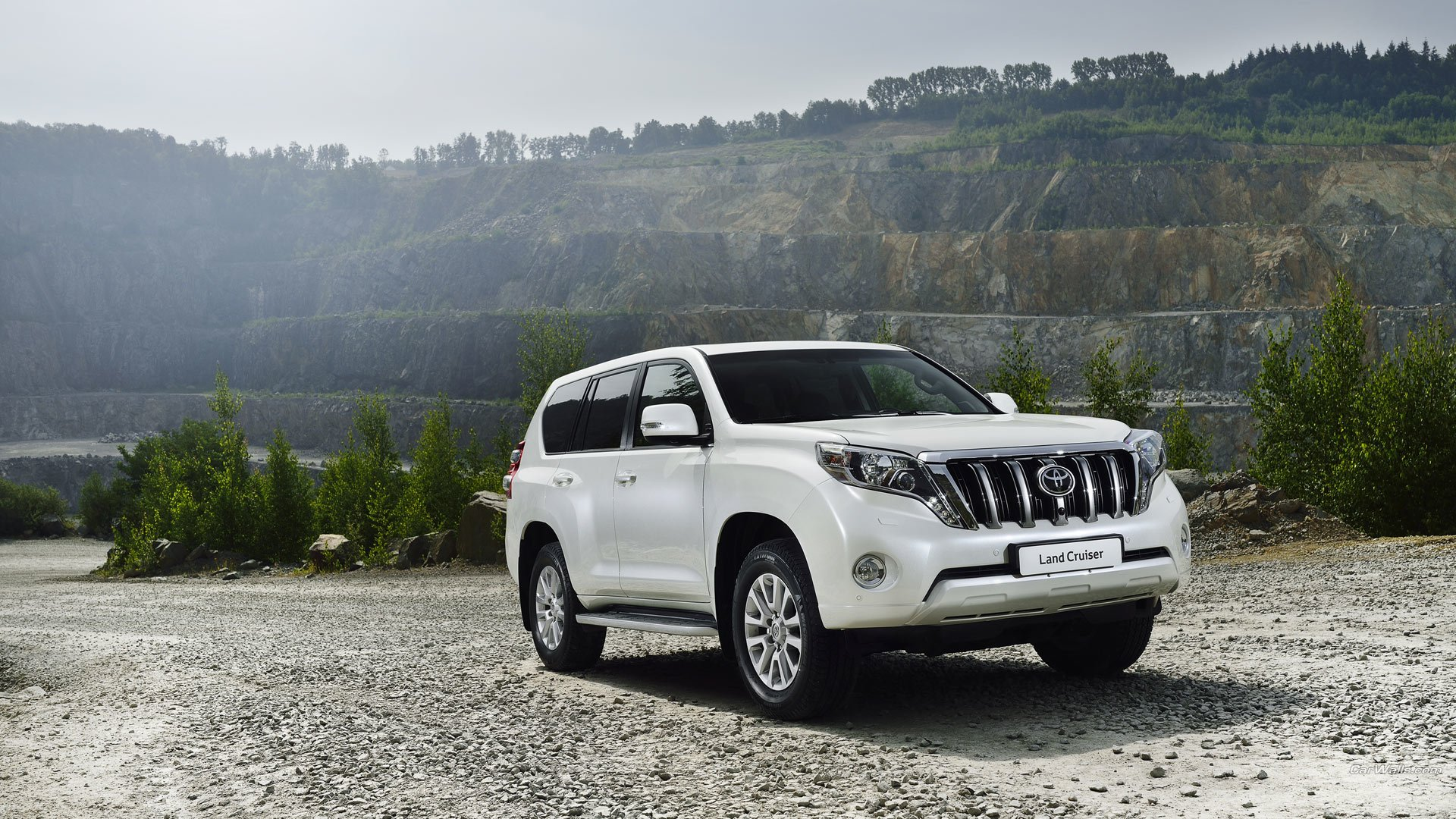 Vehicles 2014 toyota land cruiser toyota prado jeep wallpaper