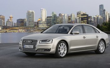 Vehicles - 2014 Audi A8 L Wallpapers and Backgrounds ID : 449978