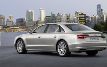 Vehicles - 2014 Audi A8 L Wallpapers and Backgrounds ID : 449980
