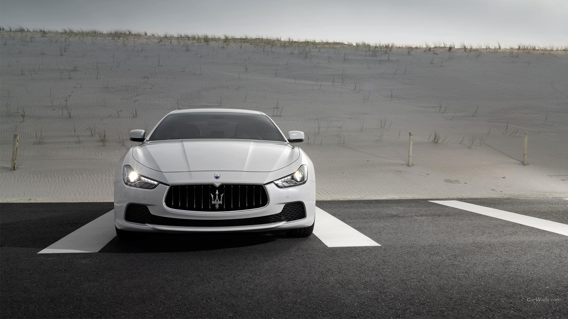 Maserati Ghibli HD Wallpaper