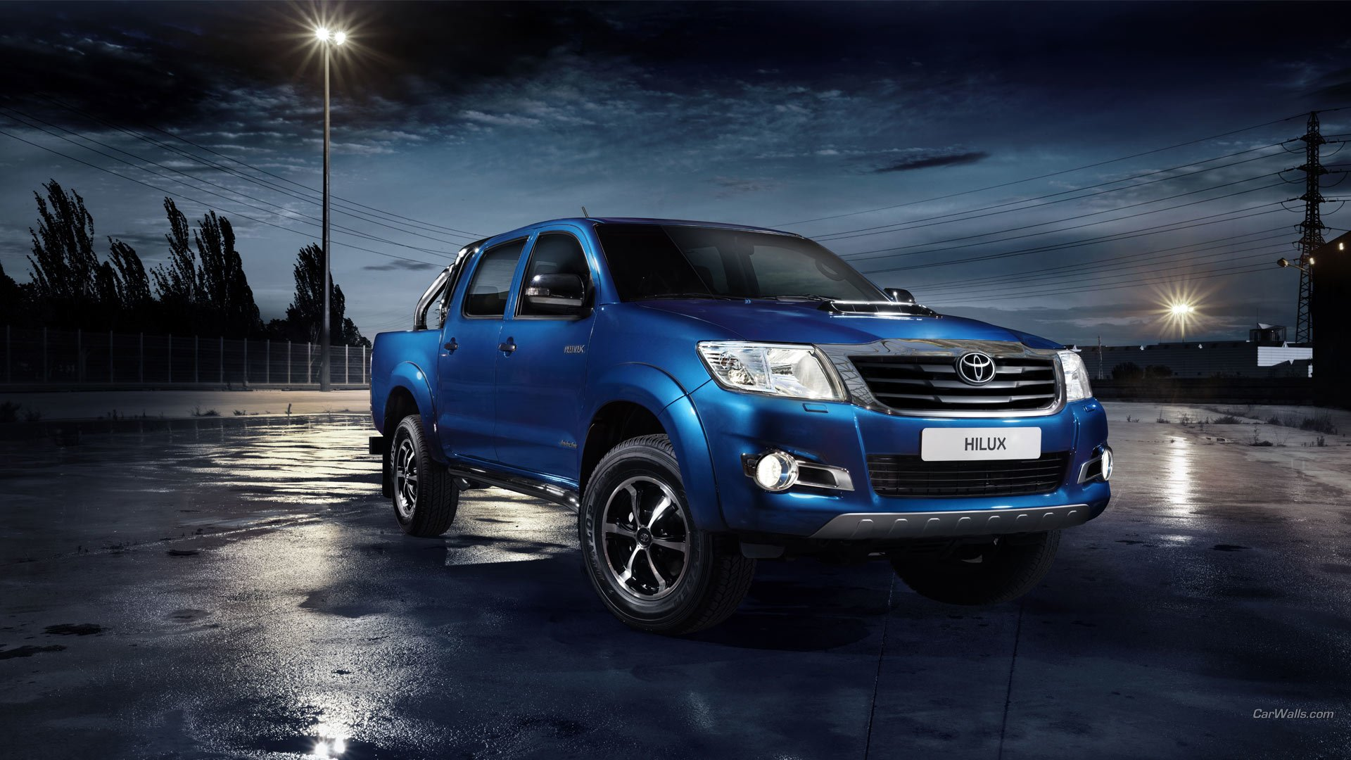 Toyota Hilux Hd Wallpaper Background Image 1920x1080 Id 450553