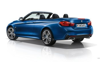 Vehicles - 2014 BMW 4-Series Convertible Wallpapers and Backgrounds ID : 450009