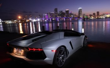 Vehicles - Lamborghini Aventador Wallpapers and Backgrounds ID : 450419