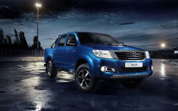 Fordon - 2014 Toyota Hilux Invincible Wallpapers and Backgrounds ID : 450553
