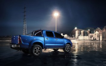Vehicles - 2014 Toyota Hilux Invincible Wallpapers and Backgrounds ID : 450554