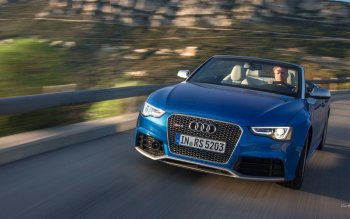 Vehicles - 2014 Audi RS5 Cabriolet Wallpapers and Backgrounds ID : 450576