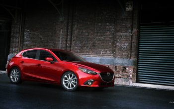 Vehículos - 2014 Mazda 3 Wallpapers and Backgrounds ID : 450658
