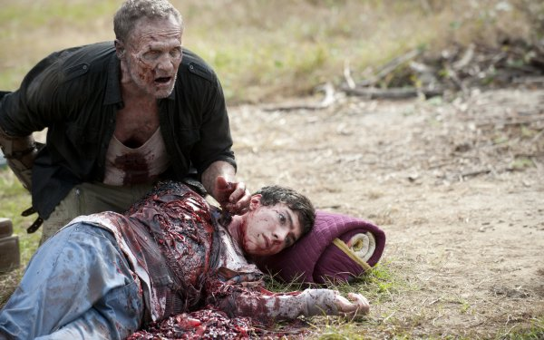 TV Show The Walking Dead Zombie Michael Rooker Merle Dixon HD Wallpaper | Background Image