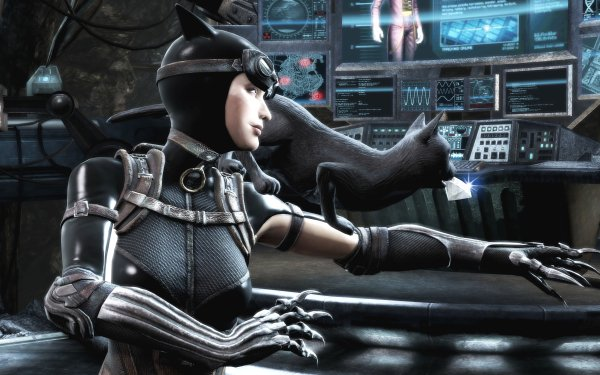 Video Game Injustice: Gods Among Us Injustice Catwoman HD Wallpaper | Background Image