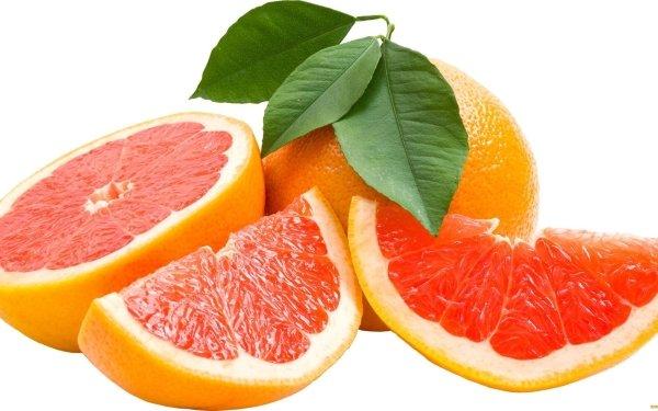 Food Blood Orange Fruits HD Wallpaper   Background Image