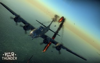 Video Game - War Thunder Wallpapers and Backgrounds ID : 452527