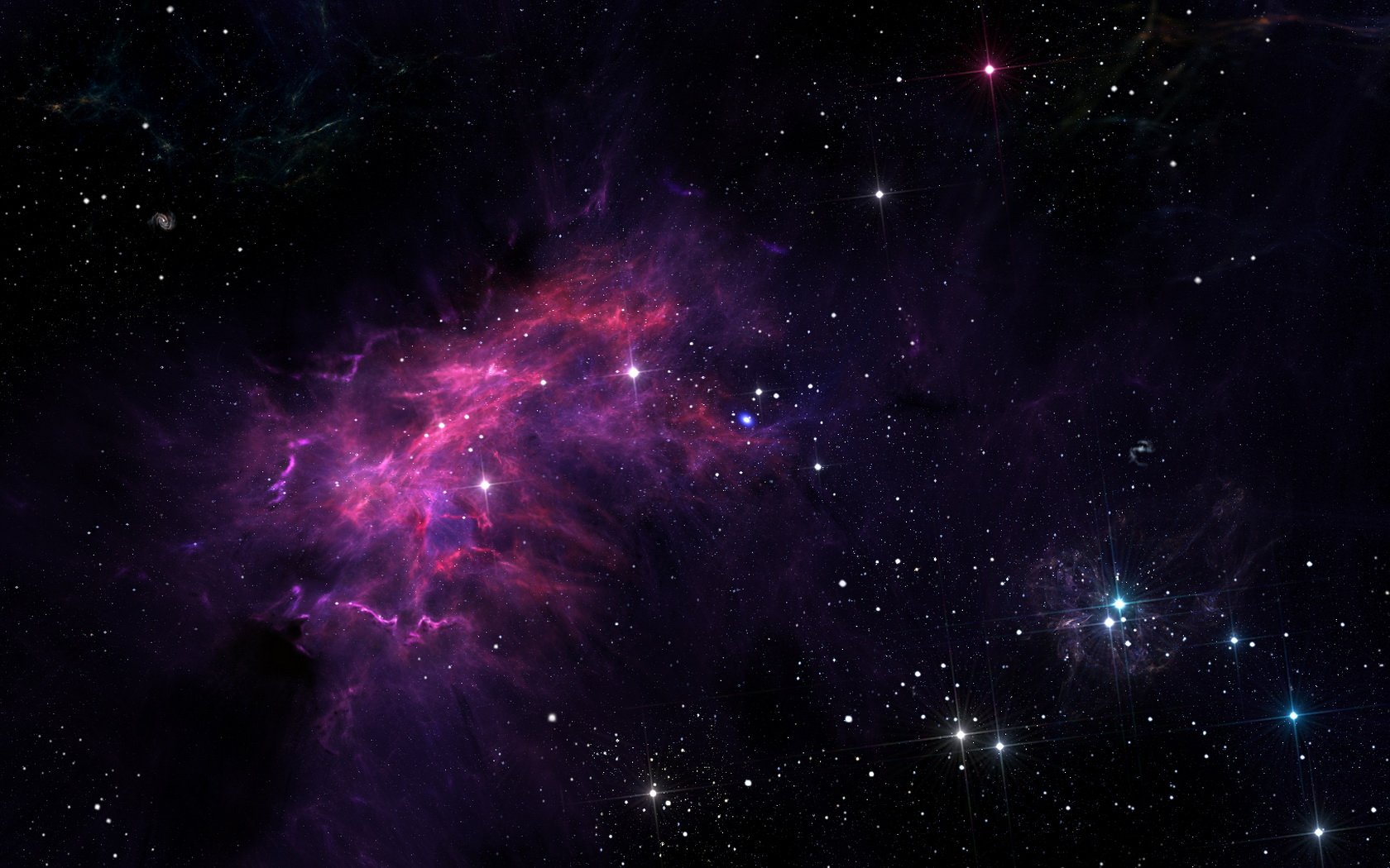 Outer Space Wallpaper And Background Image