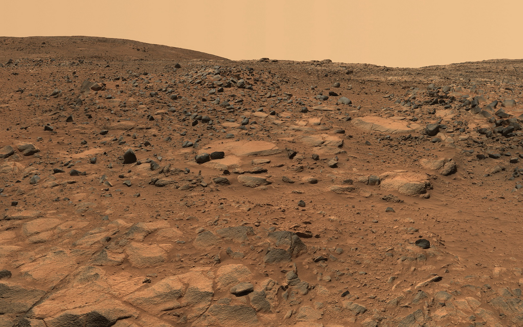 Mars landscape wallpaper and background image 1680x1050 - Mars wallpaper ...