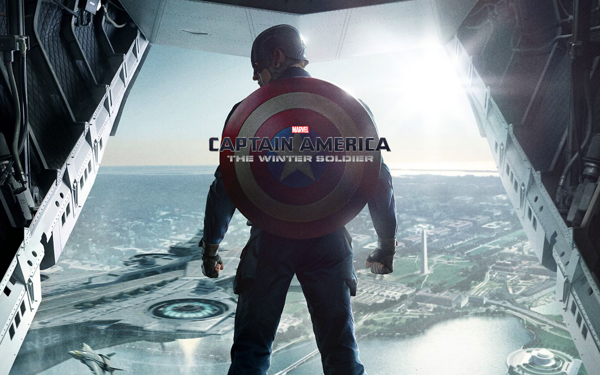 Captain America The Winter Soldier Full Hd Wallpaper And