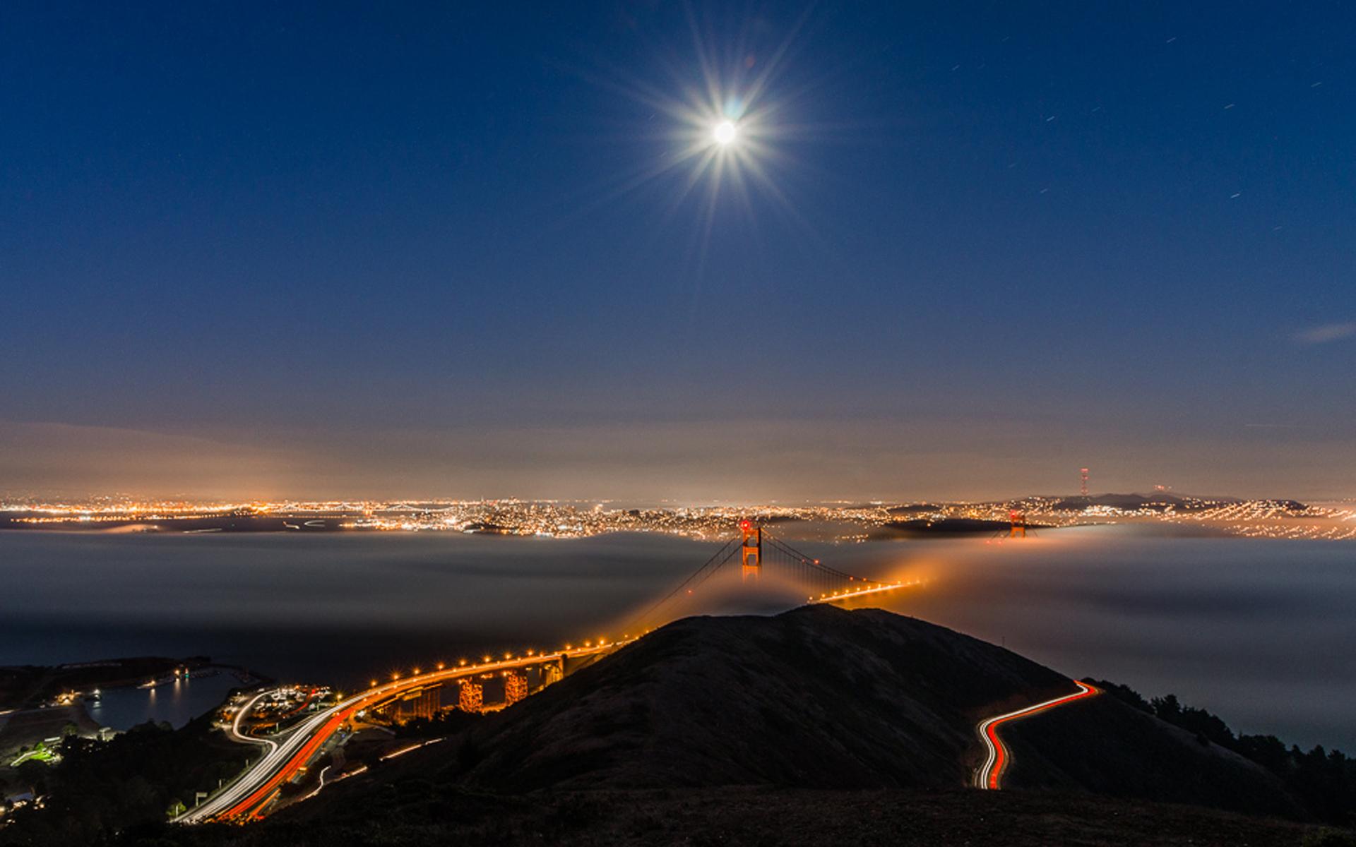 Must see Wallpaper Night Golden Gate Bridge - 453790  Best Photo Reference-42887.jpg