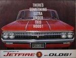 Preview 1962 Oldsmobile Jetfire