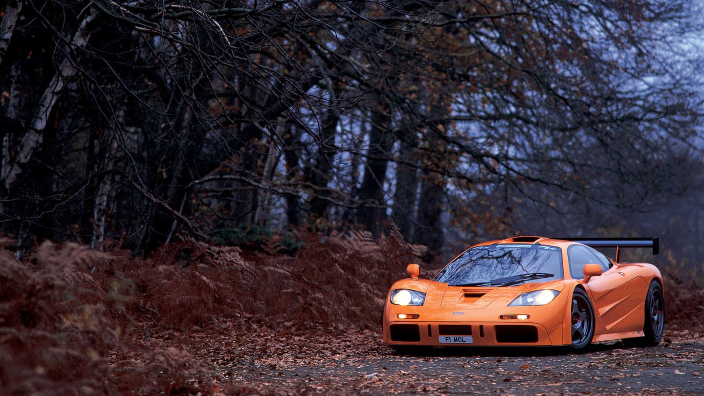 mclaren f1 wallpaper and background image | 1440x810 | id:453192