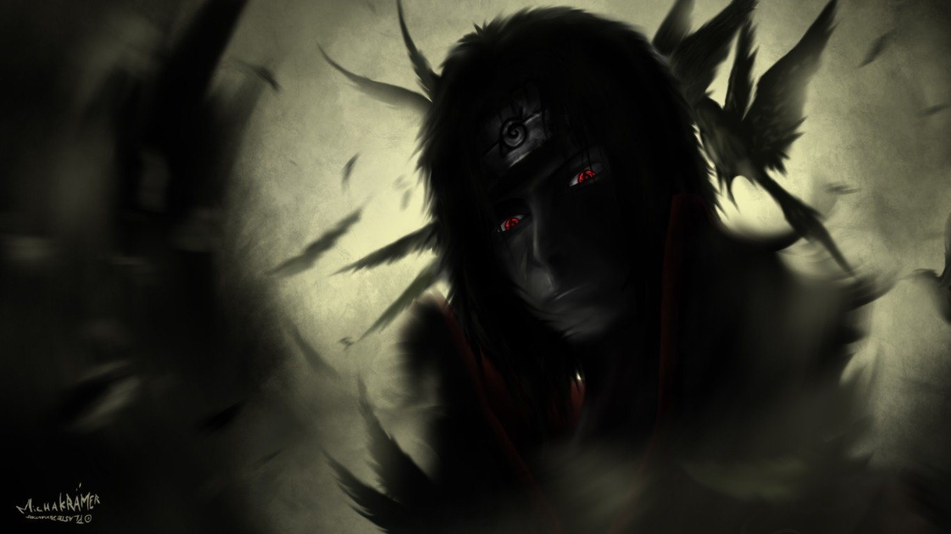 197 Itachi Uchiha HD Wallpapers