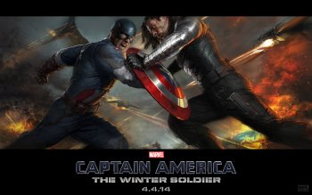 Films - Captain America: The Winter Soldier Wallpapers and Backgrounds ID : 453111