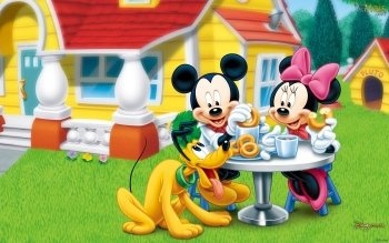 Cartoon - Mickey Mouse Wallpapers and Backgrounds ID : 453118