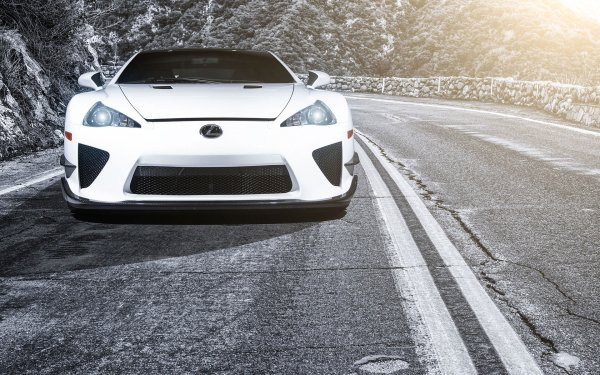 Véhicules Lexus LFA Lexus Fond d'écran HD | Arrière-Plan