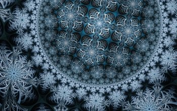 Abstrakt - Fractal Wallpapers and Backgrounds ID : 454303