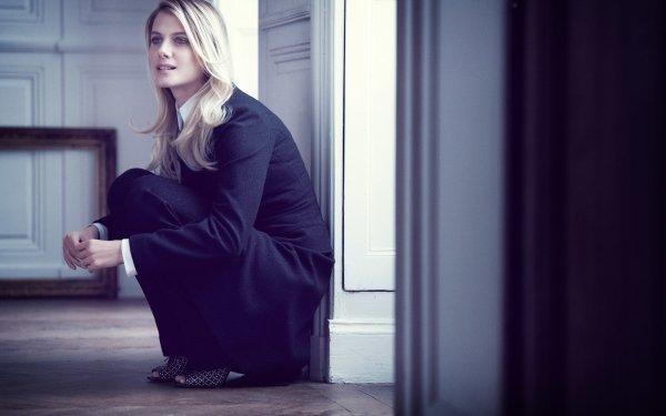 Celebrity Melanie Laurent Actresses France HD Wallpaper   Background Image