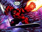 Preview Red Hulk