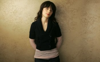 Berühmte Personen - Zooey Deschanel Wallpapers and Backgrounds ID : 45521