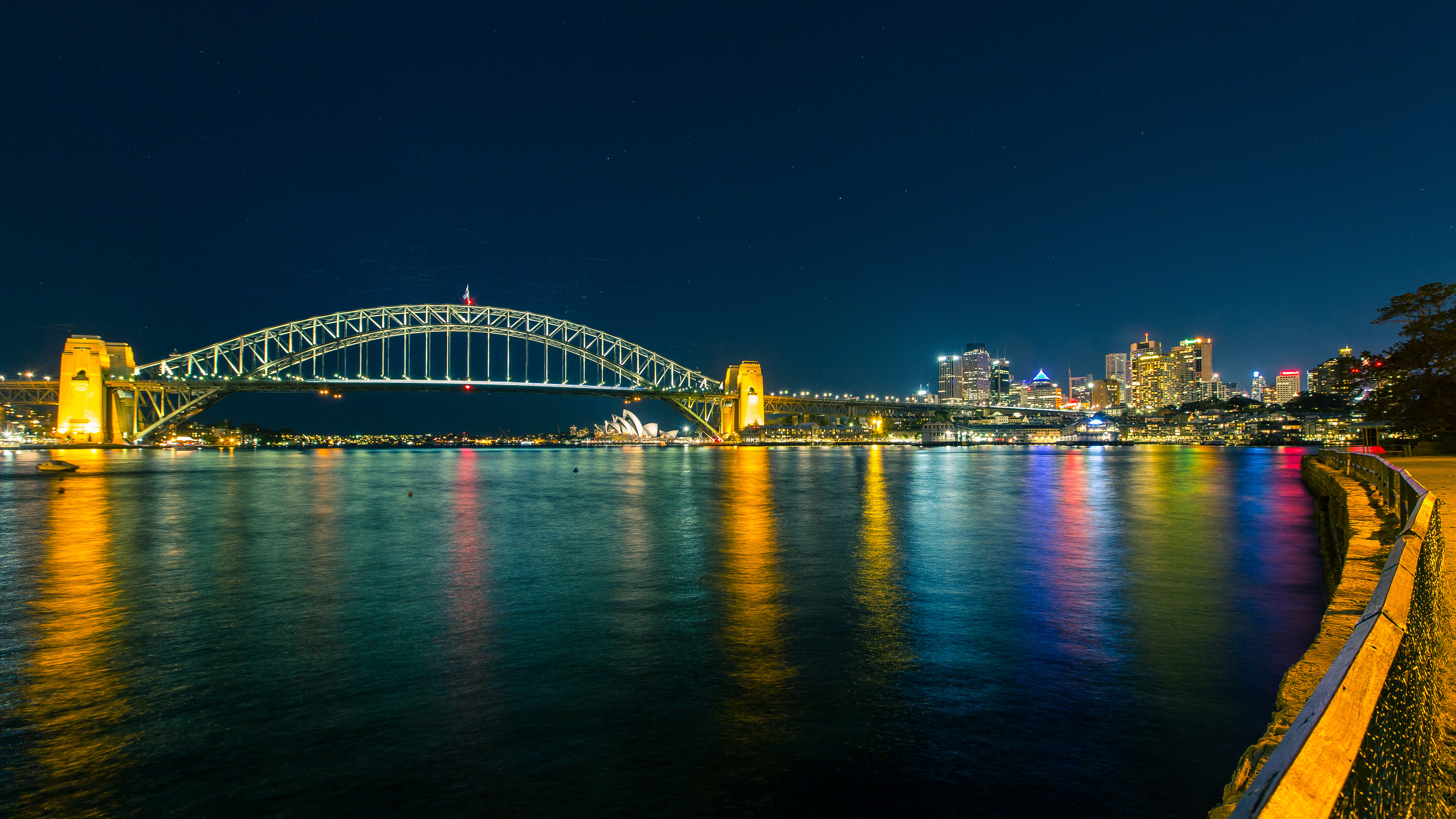 Man Made  Sydney Harbour Bridge Wallpaper