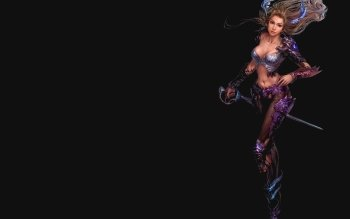 Fantasy - Women Warrior Wallpapers and Backgrounds ID : 456156