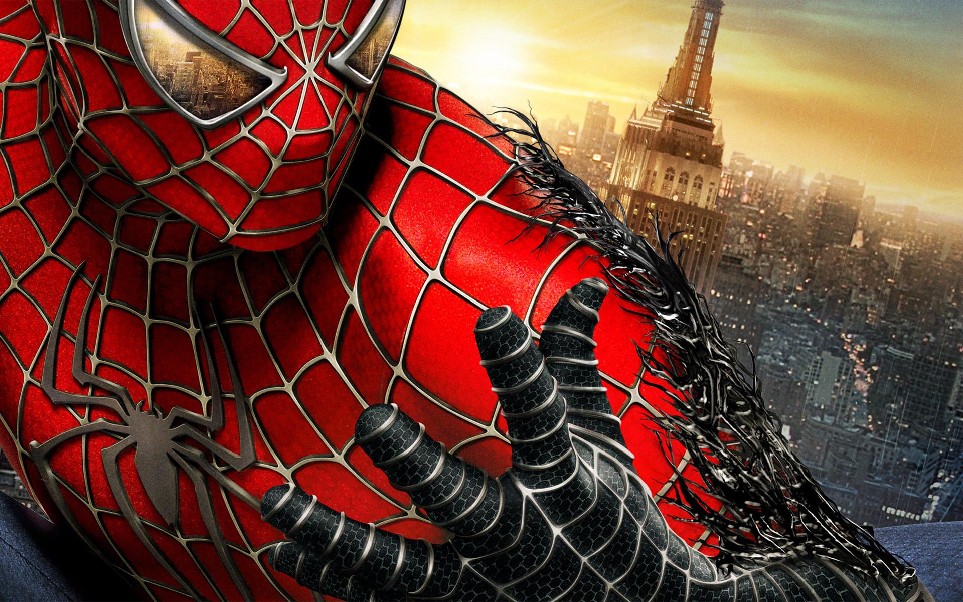 17 Spider-Man 3 HD Wal...