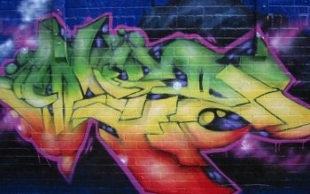 Artistic - Graffiti Wallpapers and Backgrounds ID : 457374
