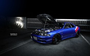 Voertuigen - Nissan Skyline Wallpapers and Backgrounds ID : 457490