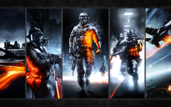 192 Battlefield 3 Hd обои фоны Wallpaper Abyss