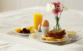 Food - Breakfast Wallpapers and Backgrounds ID : 458805